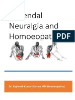 Pudendal Neuralgia and Homoeopathy