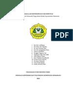 cover+kata pengantar+daftar isi aspek legal etik maternitas