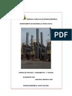Fundamentos de Hornos 1ª Edición