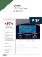 143 465 Folleto Termo Electrico Shape Premium