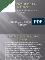 Essar Power Ltd BTL August 19