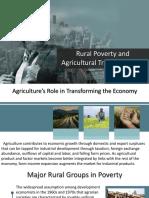 Report on economic development
