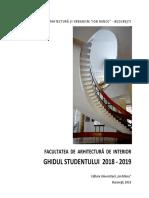 Ghid Studenti FAI 2018-2019