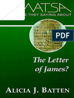 The Letter of James, Alicia Batten