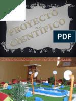 Casa Ecológica Proyecto