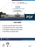 Lec- 01-Introduction to Soft Skills