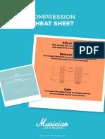 Compression Cheat Sheet