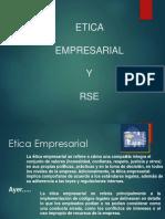 Semana 13 - Etica Empresarial y Rse
