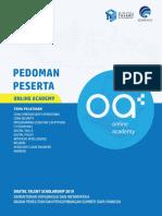UTF-8''4. OA - Pedoman Peserta ONLINE ACADEMY DTS 2019.pdf
