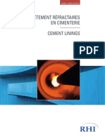 Cement Lining Concepts Europe- RHI AG