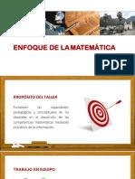 Enfoque de La Matematica IV - V Ciclo