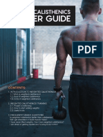 Weighted Calisthenics e Book