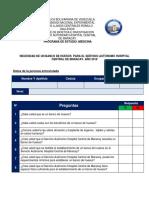 Entrevista Banco de Huesos 100 Paginas