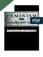 (Open Collections Program at Harvard University., Women and work) John Martin_ Prestonia Mann Martin - Feminism _ its fallacies and follies-Dodd Mead and Company (1916).pdf