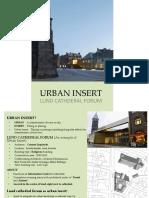 Urban Insert