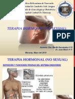 TERAPIA SEXUAL NO HORMONAL