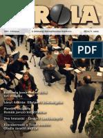 Parola_2016-4 Miért Nincs Helye a Közösségeknek a Modern Társadalomelméletben