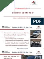 Concurso de Olho No Ar - Identificação componentes de Ar Condicionado automotivo