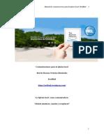 Manual de Comunicaciones Para La Iglesia Local