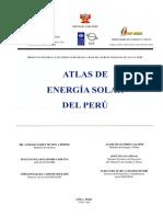Atlas energía solar en perú