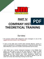 Sha - Theoretical Training v.2