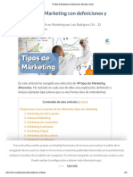 49 Tipos de Marketing con Definiciones, Ejemplos y clases.pdf