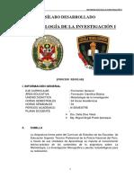 Silabo Desarrollado Metodologia de La Investigacion i