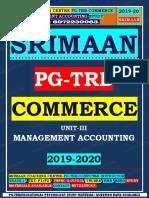 Pgtrb Commerce Unit 3 Study Material English Medium