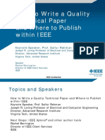 2014 IEEE Authorship Workshop Presentation