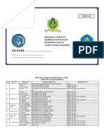 PROTA Program Tahunan Paud Tahuan Ajaran 2019-2020 Ktsp Paud Tk