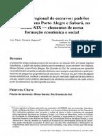 Preços Escravos - Luiz P. Nogueról