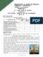 6° AGOSTO - FICHAS DE APLICACIÓN
