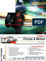 Forces and Motion form 4