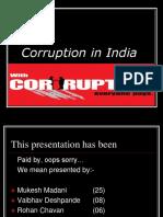 Corruption Final