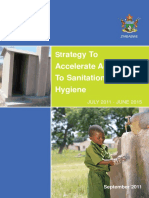 Sanitation and Hygiene Strategy -Final Draft-20sept2011