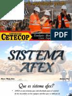Sistema Afex