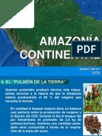 2004-10 Presentacion Amazonia Continental - Joaquim Garcia CETA