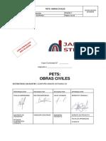 Js-ss-pr-013 Pets Obras Civiles