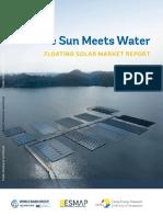 Floating Solar Market Report