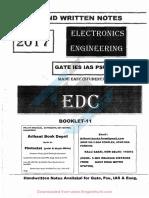 Electronics Device Circuits