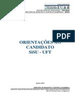 Orientações Ao Candidato - Sisu 2015_1
