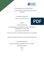 Codigo de Etica IFAC y Colombia