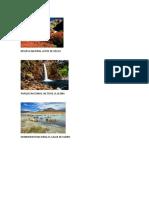 paisajes parques nacionales de chile