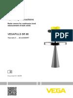 Vegapuls Sr 68 Manual - Eng