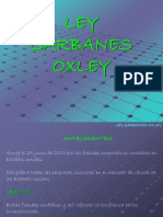 Ley Sarbanes Oxley Ppt