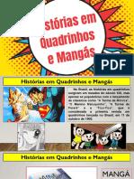 História Em Quadrinhos- Estudo- DISC