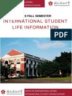 2.Handbook2019Fallinternationalstudents-LifeInformation