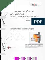 Carbonatación (2)