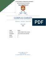 MONOGRAFÍA - RELIGIÓN CORPUS CHRISTI[1] (Recuperado Automáticamente) (Recuperado Automáticamente)