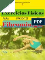 ebook Exercícios Físicos para pacientes com FIBROMIALGIA